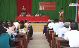 Chuyên đề 22.02 – Huyện Chợ Gạo hoàn thành tất cả các chỉ tiêu phát triển KT-VHXH trong năm 2020