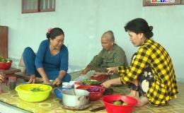 Phụ nữ với những bữa cơm ngày Tết