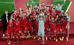 Thắng chung kết ở sa mạc Qatar, Bayern Munich lên đỉnh thế giới