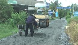 Chuyên đề 11.02 – Tân Phú Đông tiếp tục thực hiện lộ trình xây dựng nông thôn mới