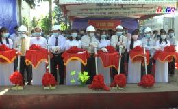 Chuyên đề 25.02 – Tân Phú Đông khởi công các công trình xây dựng năm 2021