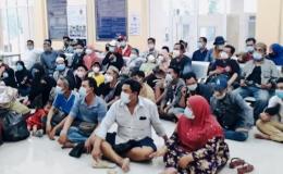 61 người lao động ở Campuchia nhập cảnh trái phép vào An Giang để tránh dịch Covid-19