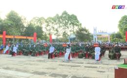 Chuyên đề 04.3 – Lễ giao nhận quân ở huyện Tân Phước