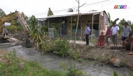 Chuyên đề 16.3 – Huyện Cai Lậy đẩy mạnh công tác phòng chống hạn mặn