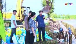 Chuyên đề 26.3 – Làm kè chống xói lở đê biển Gò Công