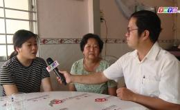 Hoàn cảnh em Nguyễn Ngọc Tường Vy – Trường THPT Phước Thạnh
