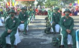Chuyên đề 11.3 – Tân Phú Đông hoàn thành chỉ tiêu tuyển quân 2021