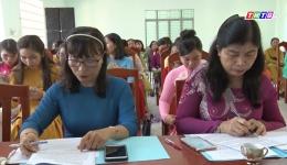 Chuyên đề 10.3 – Hội LHPN Thị xã Gò Công tổ chức các hoạt động kỉ niệm 8.3