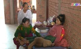 Hoàn cảnh chị Huỳnh Thị Trúc Linh – Bệnh ung thư trực tràng
