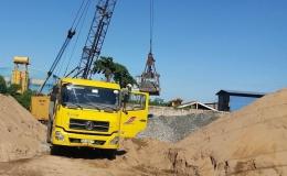 Giá cát xây dựng tăng cao, người tiêu dùng ĐBSCL chịu thiệt