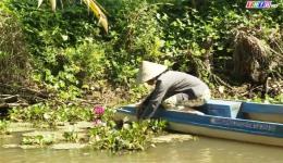 Hoàn cảnh em Lê Thị Tuyết Ngân – Trường THPT Lê Văn Phẩm