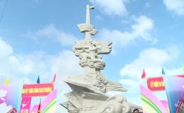 Di tích Chiến thắng Rạch Ruộng được công nhận Di tích lịch sử văn hóa cấp tỉnh
