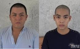 Công an huyện Cái Bè khởi tố 02 anh em ruột cướp giật tài sản