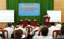 """Trường Đại học Tiền Giang tổ chức hội thảo """"Mô hình quản trị đại học"""""""