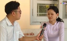 Hoàn cảnh em Nguyễn Thị Bích Thảo – lớp 11A7 Trường THPT Lê Thanh Hiền