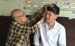 Hoàn cảnh anh Lưu Minh Phú – Phẫu thuật ráp sọ