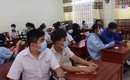 Chuyên đề 28.5 – Châu Thành có 2275 thí sinh đăng ký thi tuyển vào lớp 10
