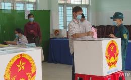 Tiền Giang công bố kết quả và danh sách những người trúng cử đại biểu HĐND tỉnh khóa X, nhiệm kỳ 2021-2026