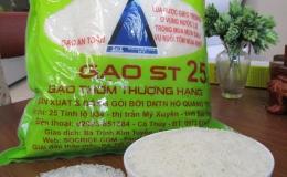 """Gạo Việt Nam có nguy cơ mất quyền tham gia cuộc thi """"Gạo ngon nhất thế giới"""""""