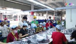 Cách làm hay trong thực hiện thông điệp 5K ở các Khu công nghiệp tỉnh Tiền Giang