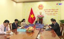 Phóng sự: Đại biểu Quốc hội khóa XIV tỉnh Tiền Giang – Dấu ấn một nhiệm kỳ nổi bật
