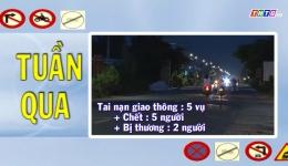 An toàn giao thông 13.6.2021