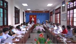 Chuyên đề 17.6 – Tân Phú Đông tích cực phòng chống dịch covid 19
