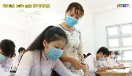 Hoàn cảnh em Hồ Thị Kim Ngân – Trường THCS – THPT Phú Thạnh