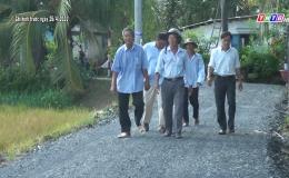 Chuyên đề 15.6 – Xã Long Vĩnh xây dựng xã nông thôn mới nâng cao
