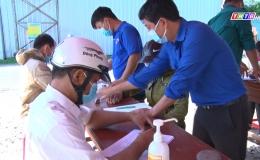 Chuyên đề 28.6 – Tuổi trẻ Chợ Gạo cùng chung tay phòng chống dịch bệnh Covid 19