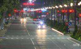 Tiền Giang tiếp tục áp dụng giãn cách xã hội thêm 14 ngày, kể từ ngày 02/8/2021