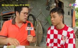 Hoàn cảnh em Trần Nguyễn Văn Mến lớp 11A2 Trường THCS-THPT Phú Thành