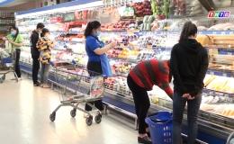 Chuyện đề 30.6 – Siêu thị Coopmart Gò Công đảm bảo hàng hóa phục vụ người dân
