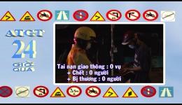An toàn giao thông 24.7.2021
