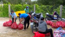 Kết nối tiêu thụ nông sản hỗ trợ nông dân mùa dịch