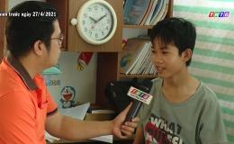 Hoàn cảnh em Nguyễn Trung Thành Đạt, lớp 11A2 trường THPT Vĩnh Bình
