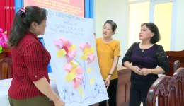 Chuyên đề 02.7: Hội liên hiệp phụ nữ TP Mỹ Tho với những kết quả nội bật