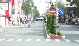 Ngày đầu tiên Tiền Giang thực hiện giãn cách xã hội theo chỉ thị 16