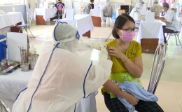 Chuyên đề 13.8: Mỹ Tho triển khai chiến dịch tiêm Vắc xin phòng Covid-19 diện rộng