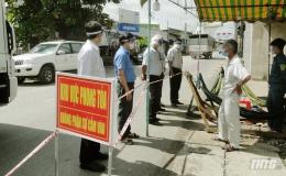 Bộ Y tế bổ sung thành viên Tổ công tác hỗ trợ phòng, chống dịch Covid-19 tại tỉnh Tiền Giang