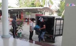 Chuyên đề 6.8: Những hoạt động giúp đỡ người dân gặp khó khăn