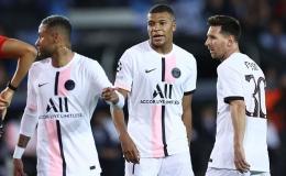 """Messi và """"tam tấu"""" PSG nhạt nhòa, Club Brugge chia điểm đại gia"""