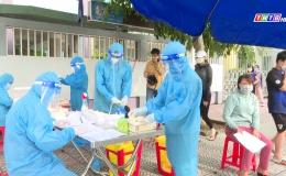 Chuyên đề 03.9 –  Chiến dịch xét nghiệm tầm soát diện rộng SARS- CoV-2  giai đoạn 2