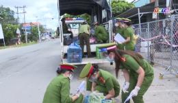 Chuyên đề 10.9 – Đoàn viên thanh niên TP Mỹ Tho thực hiện mô hình đi chợ giúp dân