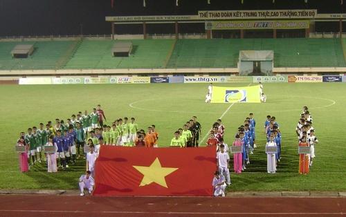 Cúp bóng đá truyền hình tiền giang lần II/2013