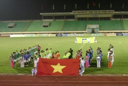 Khai mạc giải bóng đá Cúp Truyền hình Tiền Giang lần thứ II/2013