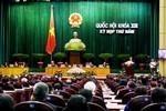 Hôm nay, Quốc hội bàn về sửa đổi Hiến pháp 1992