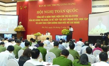 Tuyên truyền thực hiện Chỉ thị số 05-CT/TW của Bộ Chính trị