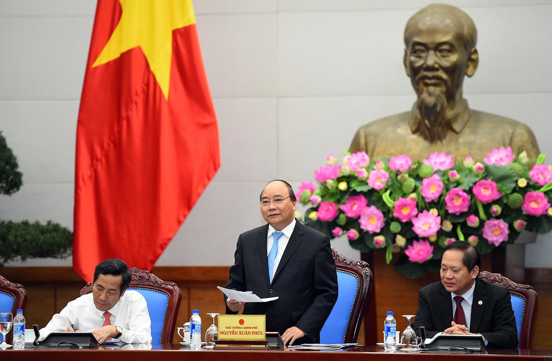 Thủ tướng mong muốn báo chí và doanh nghiệp mãi là những người bạn đồng hành