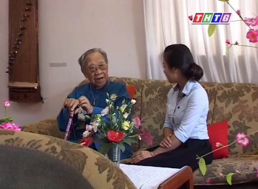 Gặp gỡ Giáo sư Trần Văn Khê